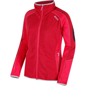 Regatta Laney IV Fleece Jacket Women Bright Blush Marl/Bright Blush